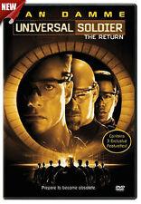 Universal Soldier-the Return REGION1 DVD
