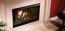 "Majestic Reveal RBV4236IT  36"" B-Vent Gas Fireplace Full Flame Comfortable Heat"