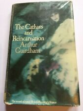 The Cathars & Reincarnation by Arthur Guirdham pub. Spearman 1970 ex library