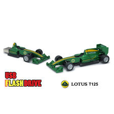 Official Lotus T125 F1 Racing Car USB Memory Stick 16Gb - Green