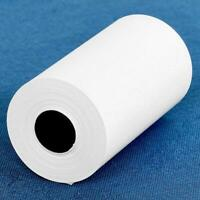 3 Rolls 57x33mm Thermal Photo Printer Roll Paper for PeriPage PAPERANG POS