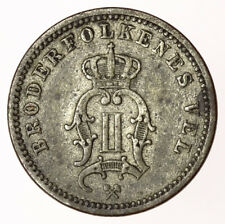 1883 Norway 10 Ore ~ KM#350