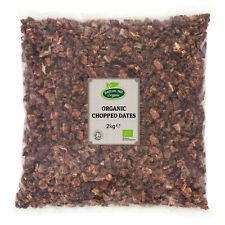 Organic Chopped Dates 2kg Certified Organic