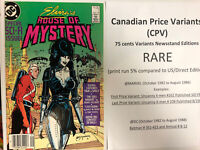 Elvira's House Of Mystery (1987) # 7 NM Canadian Price Variant !
