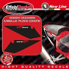 Adesivi / Stickers HONDA CBR 954 RR FIREBLADE TABELLA NUMERI PLATE CODONE REAR