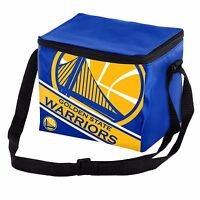 NBA Golden State Warriors Big Logo Insulated Cooler bag Lunch Box