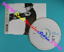 CD Singolo Justin Timberlake Like I Love You 9254312 EUROPE 02 no lp mc vhs(S28)