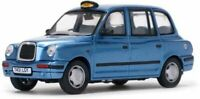 VITESSE 10204 10206 10207 or 10208 TX1 LONDON TAXI Cab 1998 red black blue 1:43