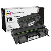 LD Compatible Canon 119 / 3479B001AA Black Toner Cartridge