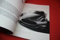 Piëch Pressemappe Genf 2019 edles Prospekt * Mark Zero * Piech Auto Salon