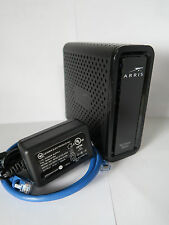 Arris SB6183 Motorola Docsis 3.0 Cable Modem Time Warner Comcast Xfinity Black
