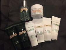 LOT LA MER Creme de La Mer DELUXE GIFT SET Serum Cream Cleansing + Sephora Bag