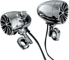 Kuryakyn 833 The Sound of Chrome Amp/Speaker GEN3 1 in. Handlebars - Chrome