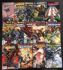 Justice League Of America #1-14, #1-2 Signed By David Finch DC Comics (2013)