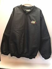 NCAA 2007 Atlanta Final 4 Basketball Champions; Men's L Black Graphite Jacket