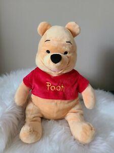 "Disney Collections Plush ""Winnie the Pooh"" Bear Super Soft Stuffed Animal 15"""