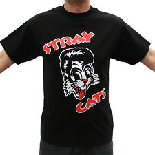 Stray Cats Rockabilly Band Graphic T-Shirts