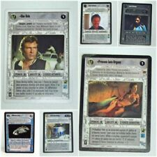 Star Wars CCG Individual Collectable Card Game Cards