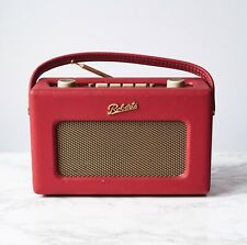 ROBERTS Revival RD60 DAB Digital Portable Radio in Red