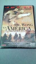 "DVD ""DR WONG EN AMERICA"" PRECINTADA JET LI SAMMO HUNG TSUI HARK ROSAMUND KWAN"