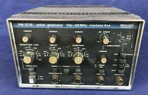 Pulse Generator PHILIPS PM 5712