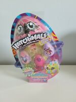 HATCHIMALS COLLEGGTIBLES COSMIC CANDY MYSTERY SURPRISE 4 - PACK