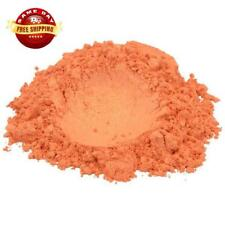 Shimmer Tangerine Orange Mica Colorant Cosmetic Pigment by H&B Oils Center 1 Oz