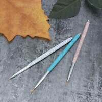 3pcs Nail Art Liner Brush Set Manicure Painting Pen Drawing Tool Gel DIY Kit