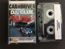 DJ Clue R&B Vol. 2 Just Cruisin Again 90s RNB Mixtape Rare NYC Hip Hop Cassette