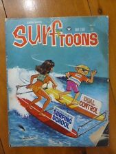 SURFTOONS PETERSON'S MAY 1968  SURFING SURF MAGAZINE