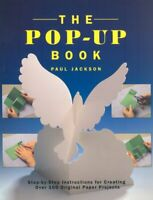 The Pop Up Book by Watson, Jenny Paperback Book The Fast Free Shipping