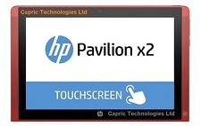 "HP Pavilion X2 10-N102NA 10.1"" LCD Touch Screen Digitizer Assembly+Bezel"