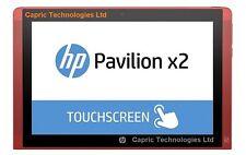"""HP Pavilion X2 10-N102NA 10.1"""" LCD Montaje Digitalizador de pantalla táctil + Bisel"""