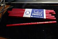 One Dozen 12 Vintage Eberhard Faber 6303 Third Class Pencil Brand New NOS