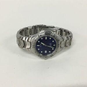 Citizen Stainless Silver Quartz Watch (580769) #604