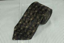 Cravates, nœuds papillon et foulards noirs HUGO BOSS pour homme en 100% soie