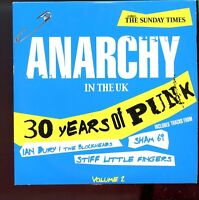 Anarchy In The UK - 30 Years Of Punk - Volume 2  / Promo CD - 1st Class Post