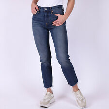 Levi's Wedgie Skinny Fit Damen Blau Jeans - 28
