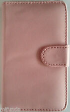 FUNDA TIPO LIBRO ROSA PARA SAMSUNG GALAXY NOTE N7000-i9220 BOOK FLIP CASE COVER