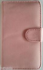 FUNDA TIPO LIBRO ROSA PARA SAMSUNG GALAXY NOTE N7000-i9220 BOOK FLIP CASE COVER