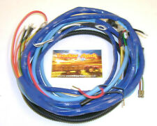 Fordson Major Tractor Wiring Loom