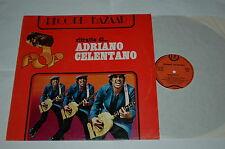 LP/ADRIANO CELENTANO/RITRATTO DI/Record Bazaar RB 29 Italy