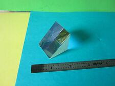 OPTICAL PRISM LASER OPTICS BIN#B2-12