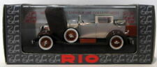 Voitures, camions et fourgons miniatures Rio Cabriolet