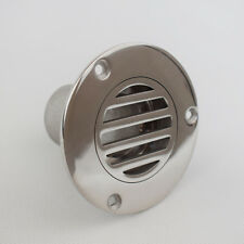 US 1-1/2'' Boat Deck Drain For Boat Yatch Marine 316 Stainless Steel Functional