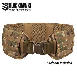 Blackhawk Enhanced Padded Patrol Belt Pad (L)- MultiCam