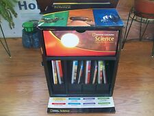 Teacher Classroom Kit / Homeschooling - National Geographic - Science - 72 Books