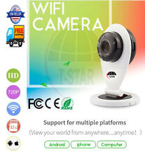 New HD 720P WiFi Wireless P2P IP Camera CCTV Home Security Night Vision Network