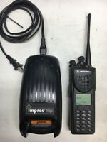 Motorola XTS3000 P25 Digital UHF Model III 403-470 Mhz RADIO H09RDH9PW7BN  APX