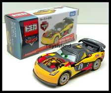 Tomica Disney CARS CARBON RACERS Miguel Camino 5 New TAKARA TOMY Pixar